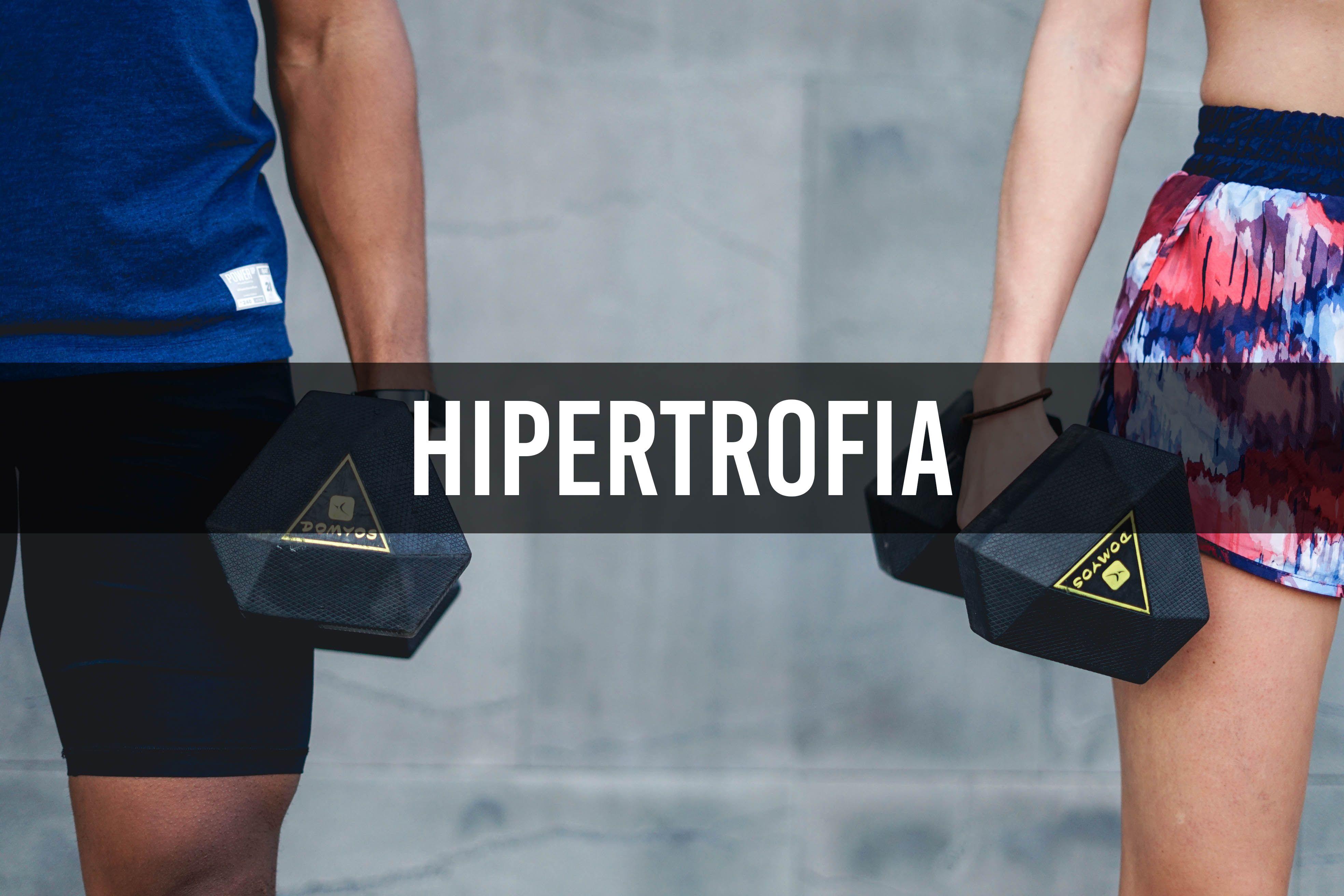 hipertrofia- Oswal