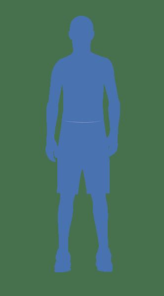 hombre delgado