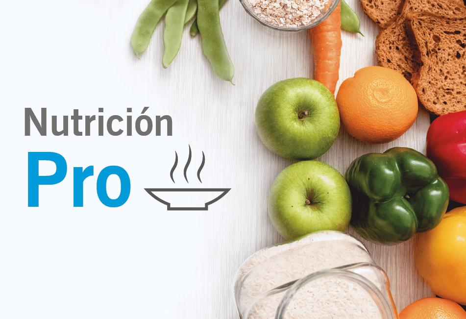 Nutrición pro