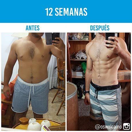 transformación corporal
