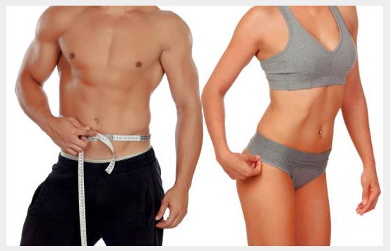 hombre-mujer-perder-grasa